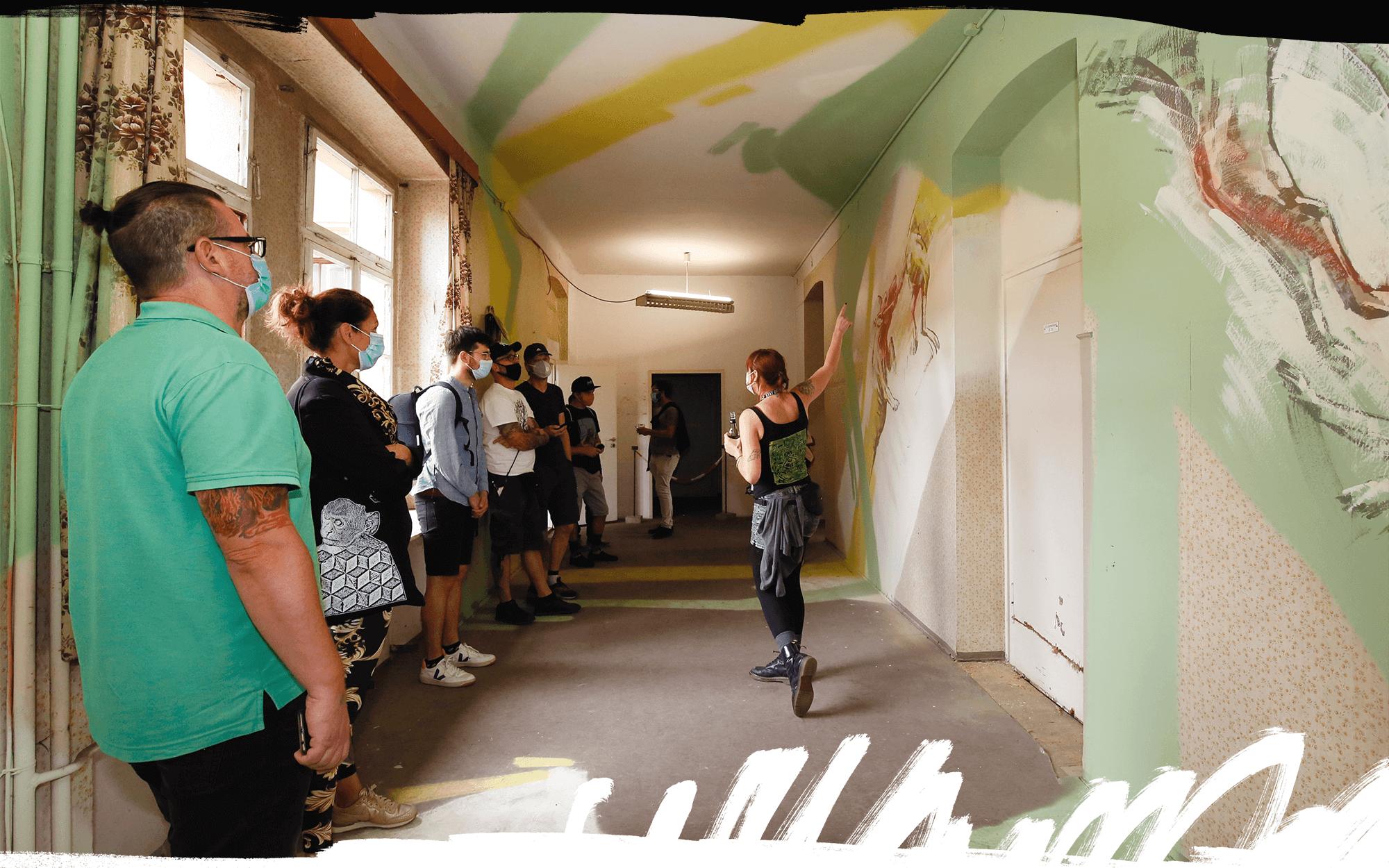 Bildung - Internationales Festival für urbane Kunst